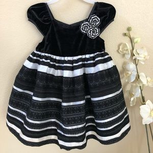 Beautiful dress for little girl